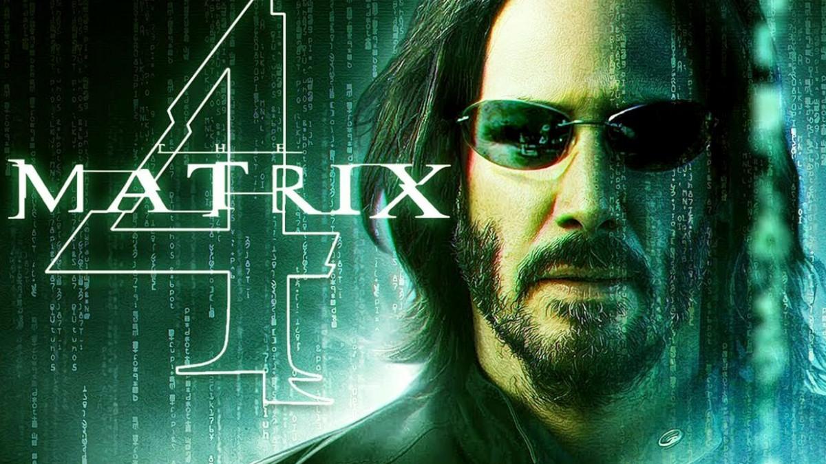 Keanu Reeves è Neo in Matrix.