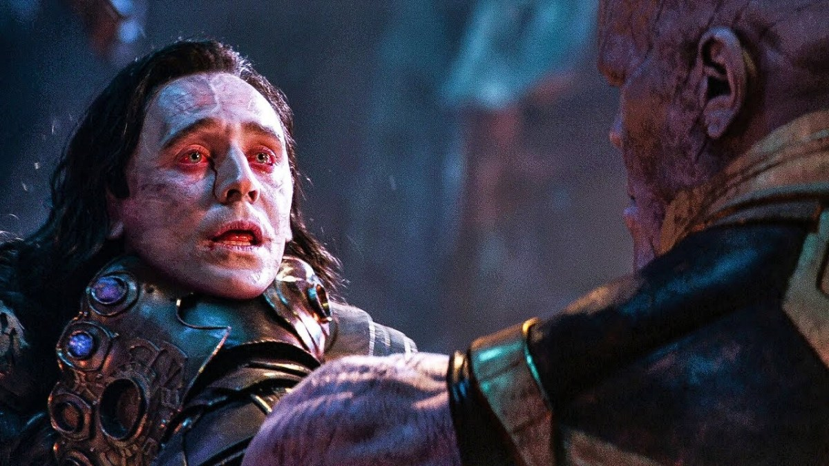 Loki e Thanos