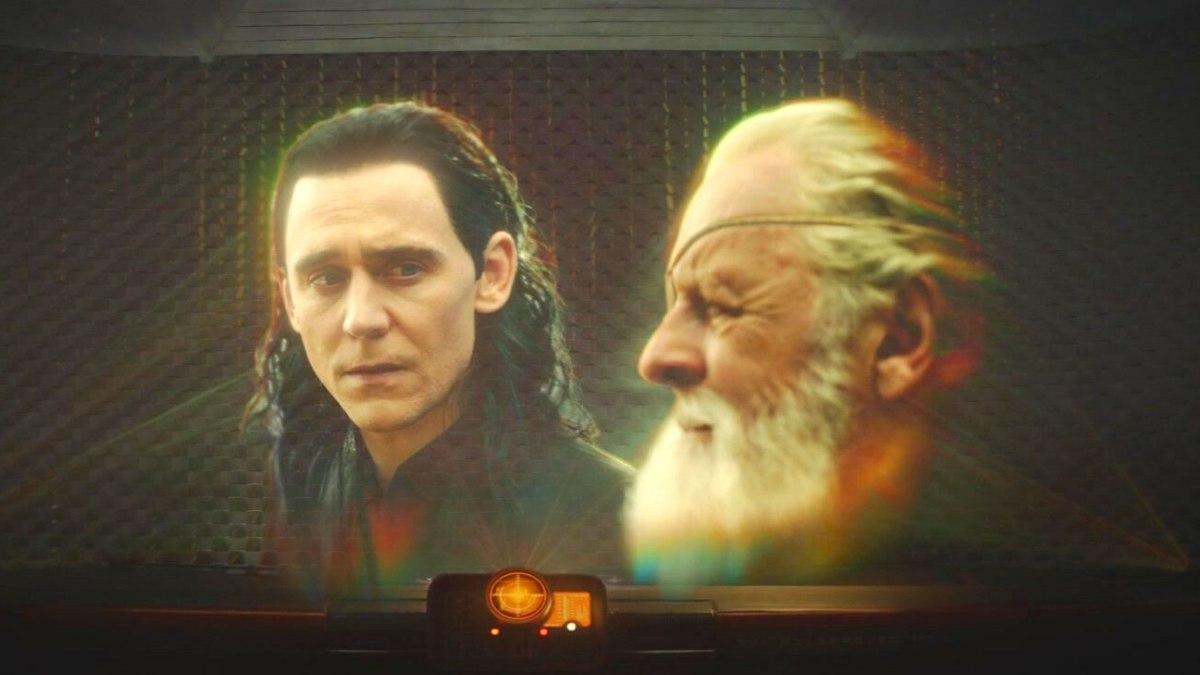 Loki e Odino
