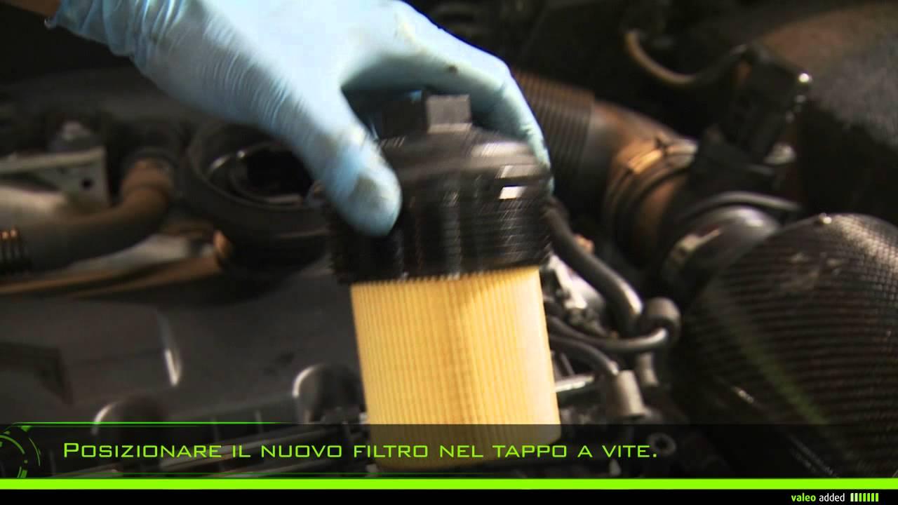 filtro olio e gasolio