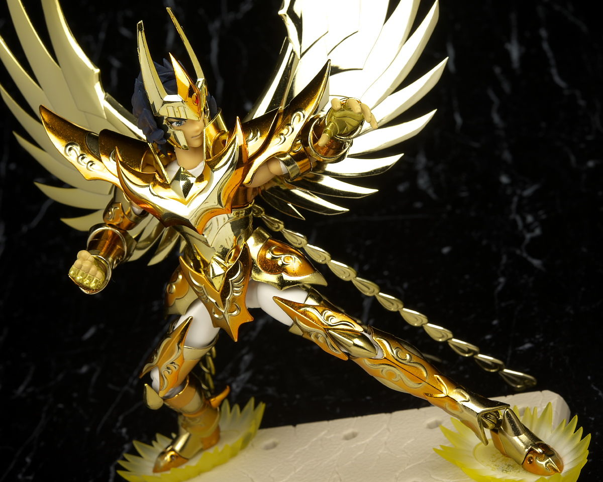 Phoenix Ikki V4 God Cloth - 10th Anniversary -