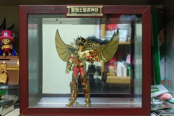 Pegasus Seiya V3 - Genealogic Gold 24K