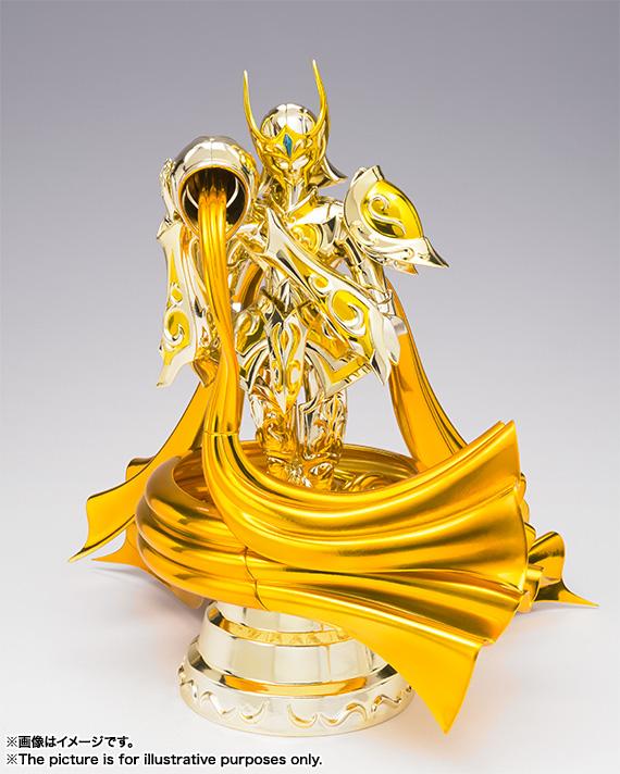 [Soul of Gold] Aquarius Camus God Cloth