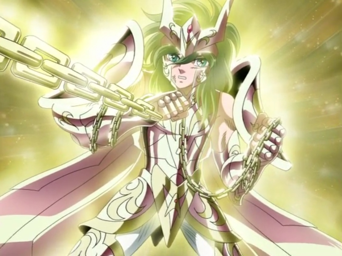Andromeda Shun V4 God Cloth
