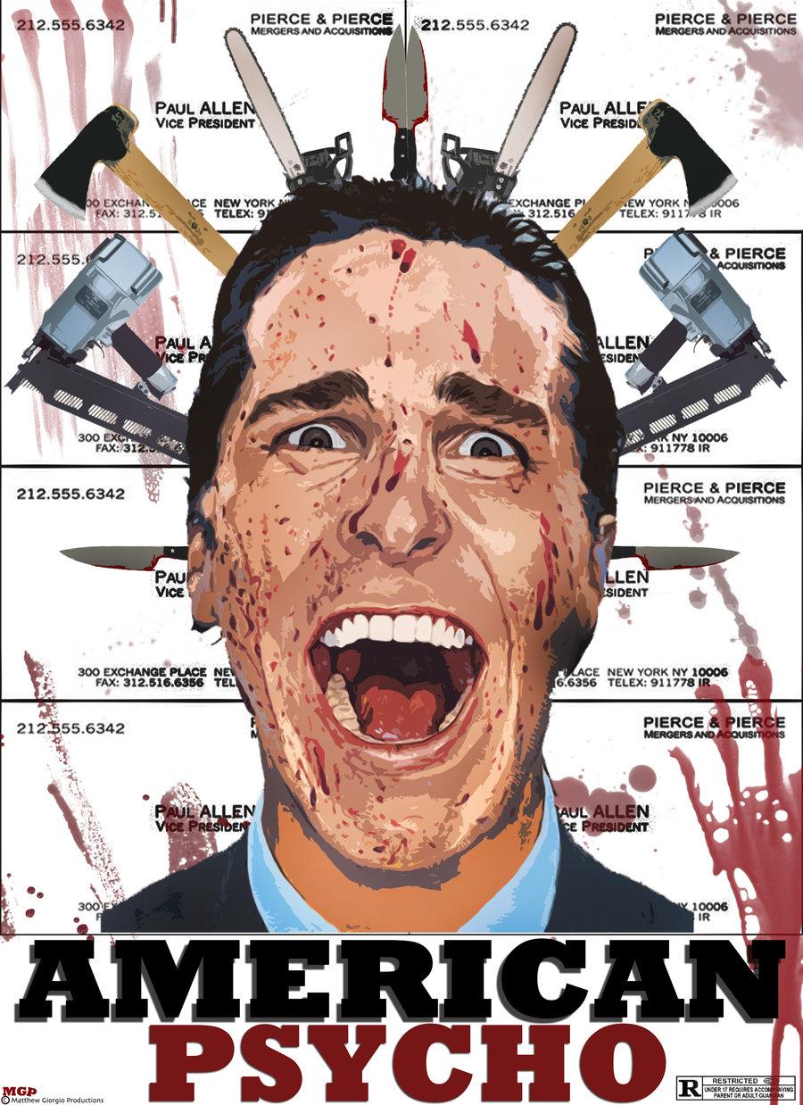 ამერიკელი ფსიქოპატი (ქართულად) American Psycho / Американский психопат
