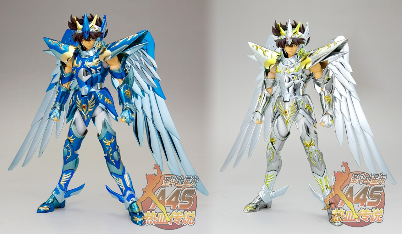Pegasus Seiya V4 God Cloth - 10th Anniversary -