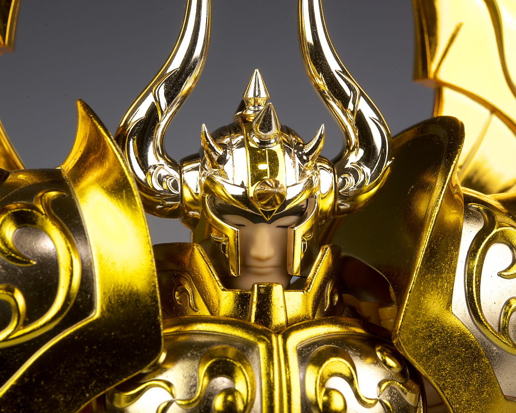 [Soul of Gold] Taurus Aldebaran God Cloth