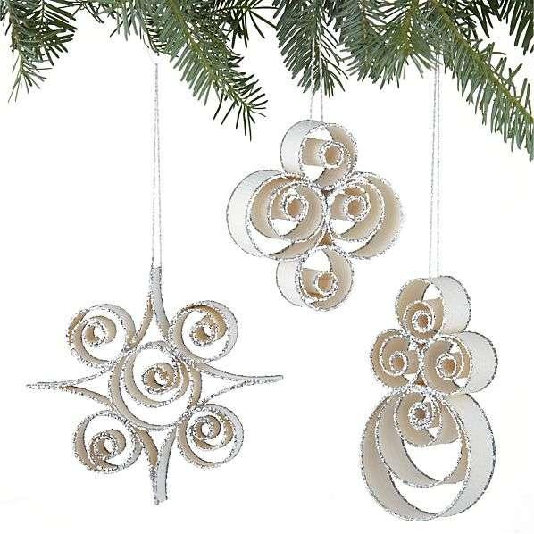Come addobbare lalbero di Natale: tre stili molto differenti per un ...