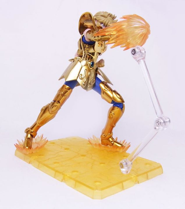 Stand Display Stage Ex Orange Clear - Limited Tamashii Nation