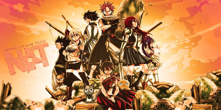 fairy tail anime streaming online