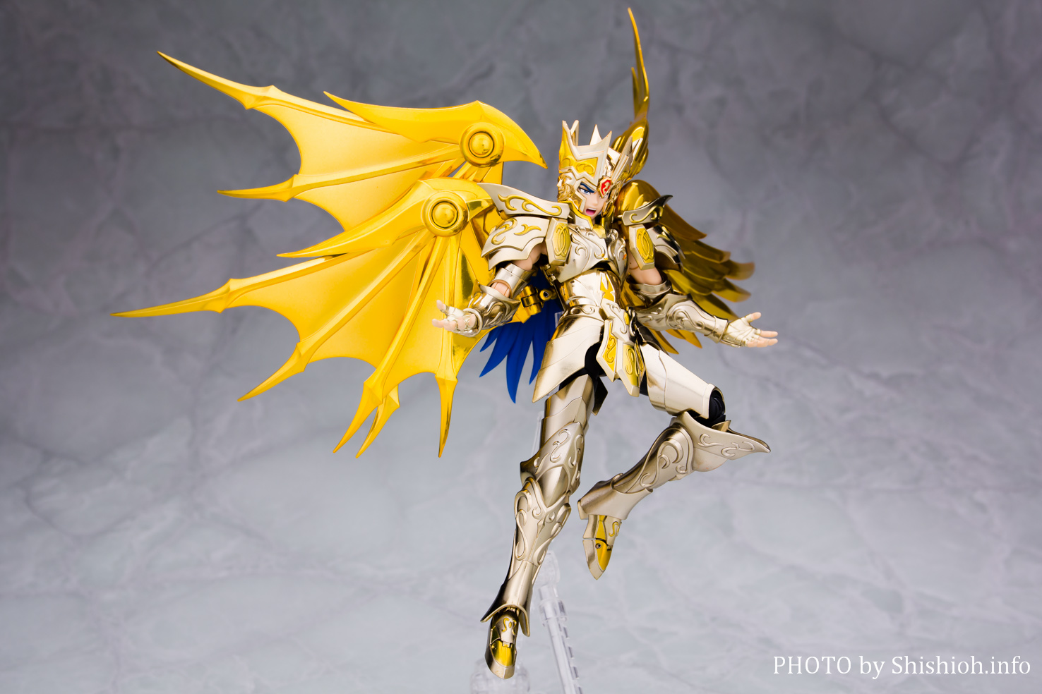 [Soul of Gold] Gemini Saga God Cloth