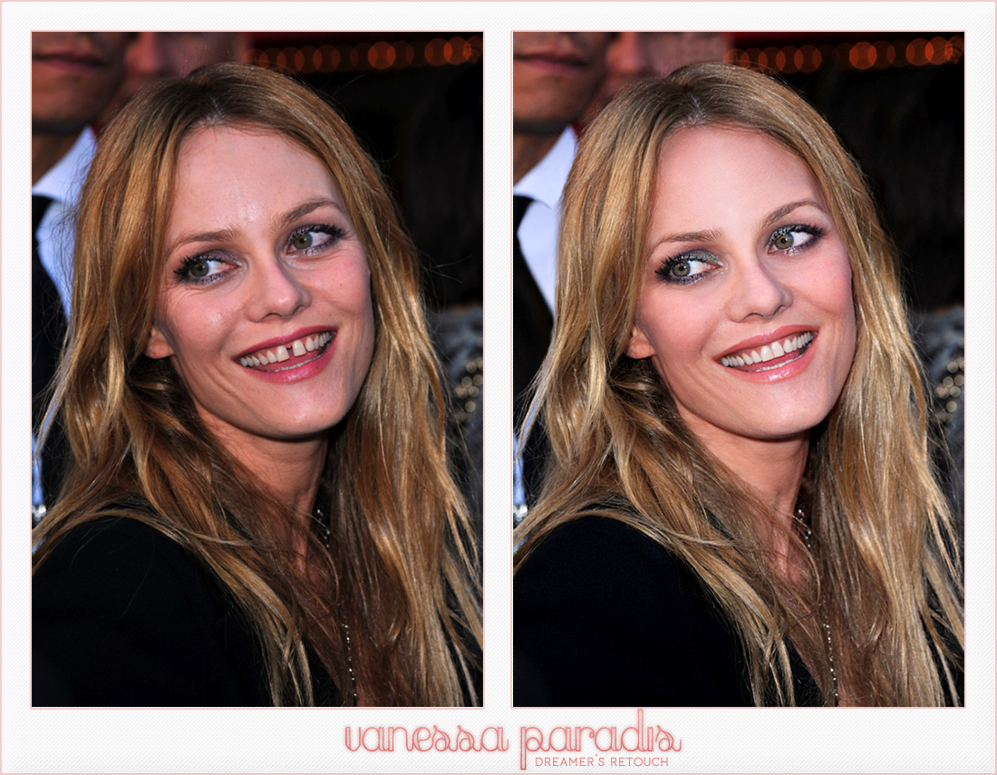 Vanessa Paradis Young Teeth | www.pixshark.com - Images ...