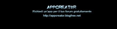 AppCreator - Creo App