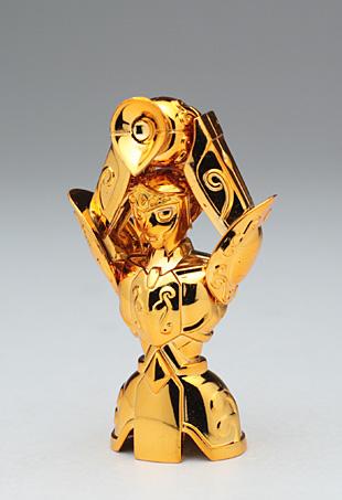 Appendix - Gold Cloth Object Set - Tamashii Web Limited Edition -