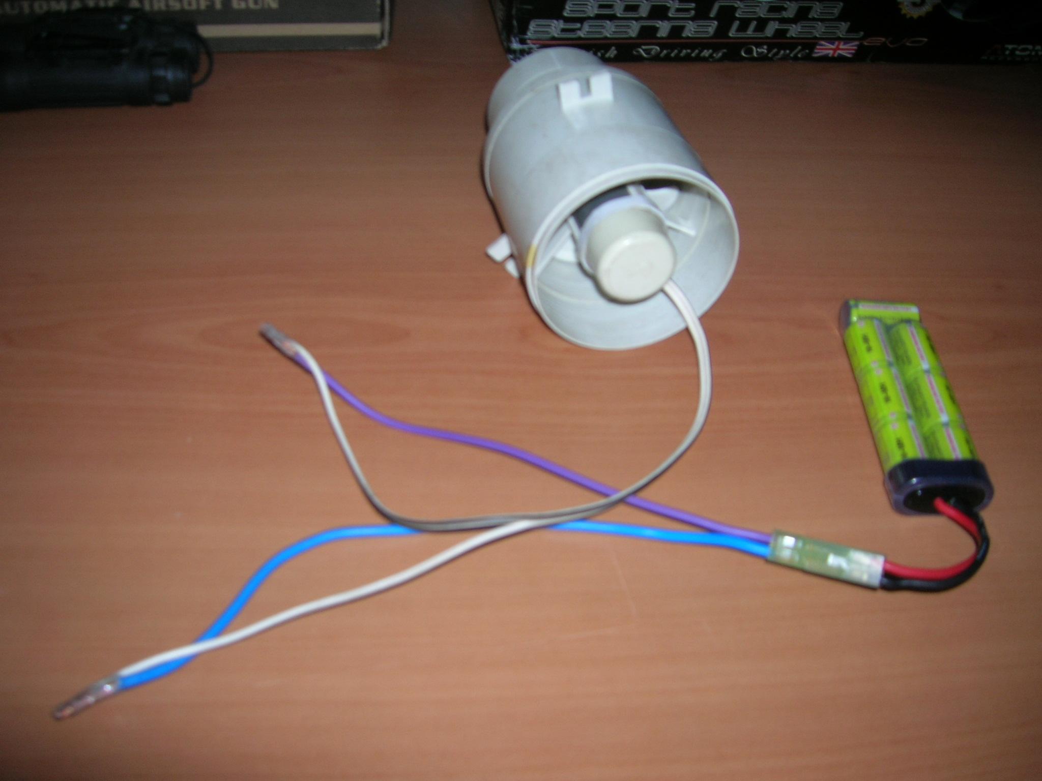 Guida costruire uno scarica batterie for Costruire un temporizzatore 12v