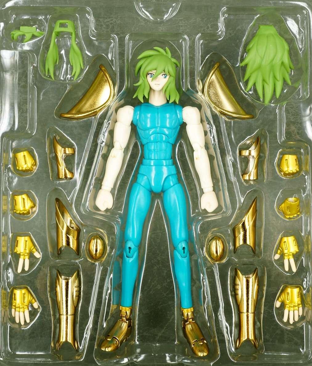Andromeda Shun V1 Limited Gold - Toei Web Shop -