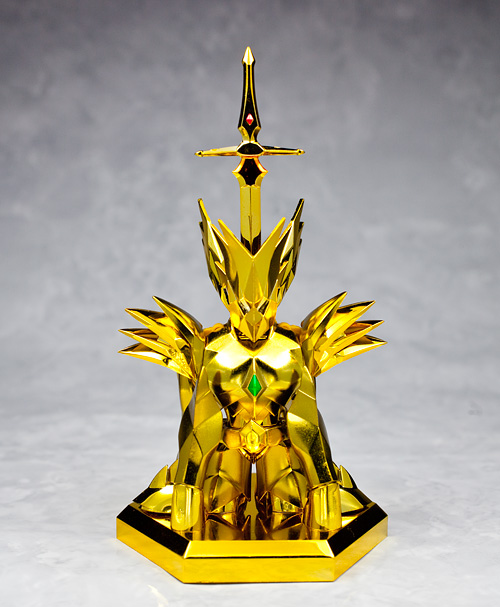 [Soul Of Gold] Odin Aiolia - Tamashii Web Exclusive -