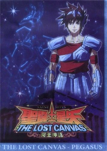 Pegasus Tenma - The Lost Canvas -