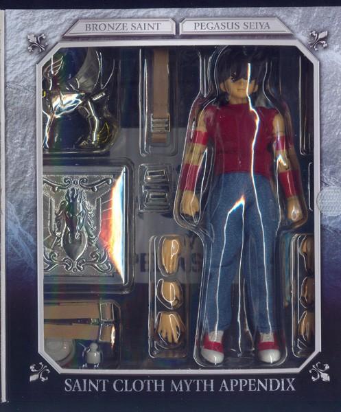 Appendix Pegasus Seiya V2 Plain Cloth