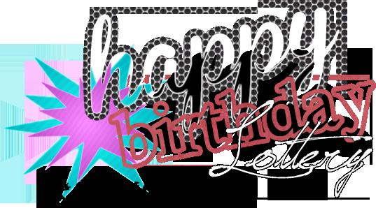 Free Birthday Lottery ~ Happy birthday lottery
