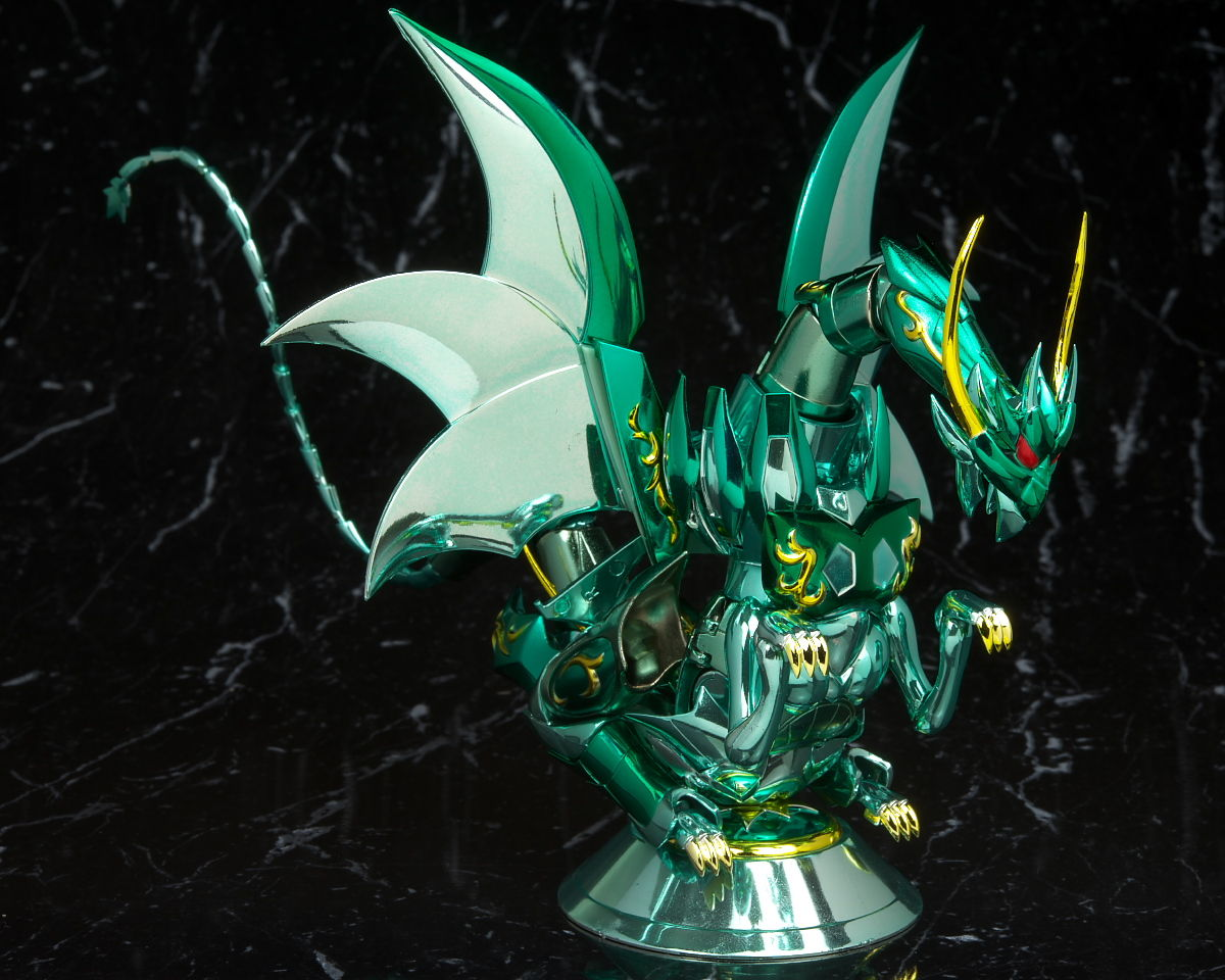 Dragon Shiryu V4 God Cloth - 10th Anniversary -