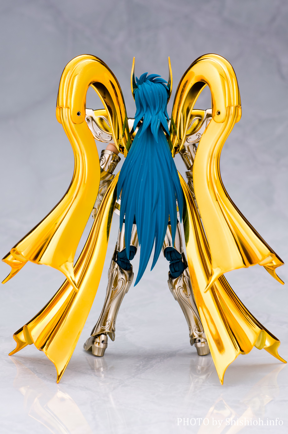[Soul of Gold] Aquarius Camus God Cloth