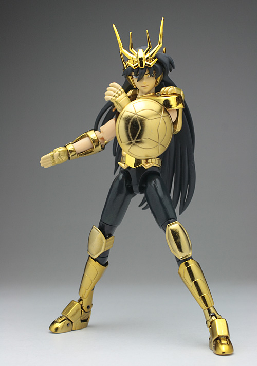 Dragon Shiryu V2 - Power of Gold - Toei Web Shop -