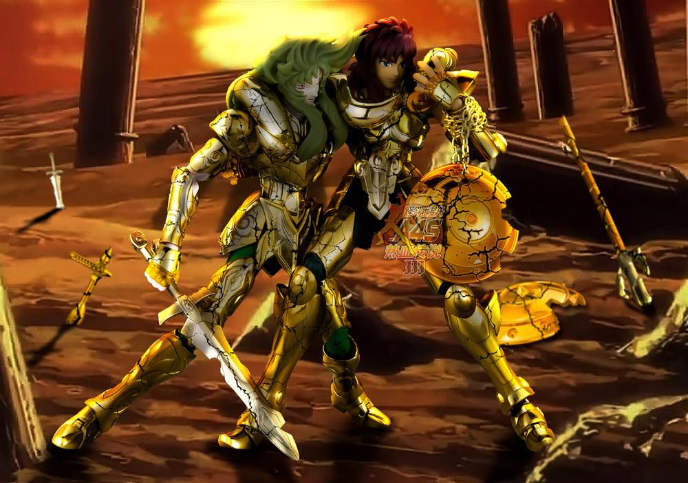 Aries Shion Holy War Version