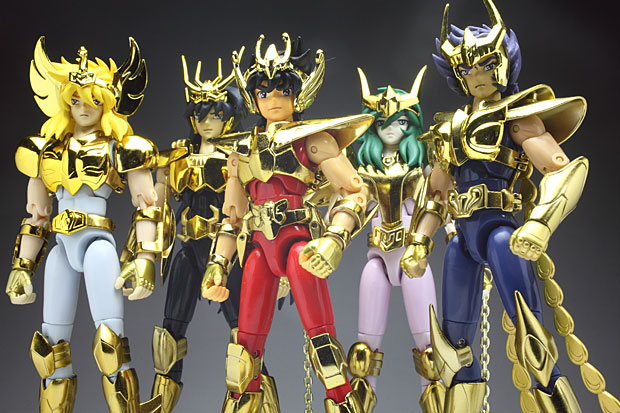 Phoenix Ikki V2 - Power of Gold - Toei Web Shop -