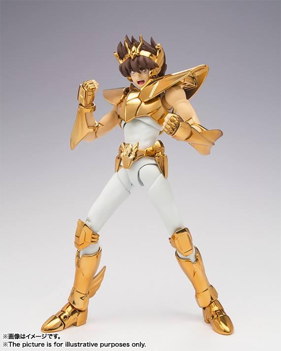 Myth Cloth Ex Pegasus Seiya V2 40th Anniversary