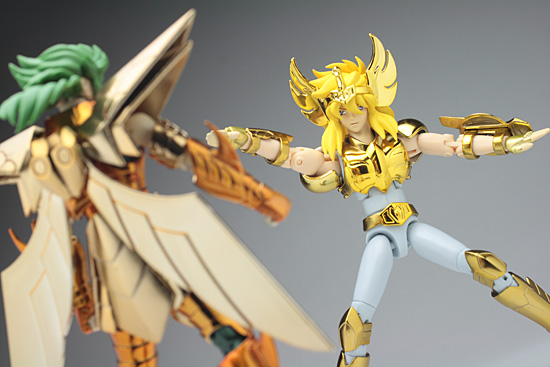 Cygnus Hyoga V2 - Power of Gold - Toei Web Shop -
