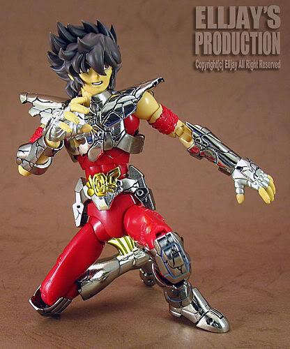 Pegasus Seiya V2 Broken Version - Figure Oh Exclusive